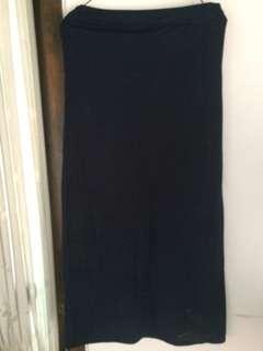rok span biru dongker