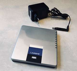 Selling preloved Linksys Gigabit 8 Ports Workgroup Switch