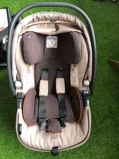 Baby Car Seat peg perego tri fix K