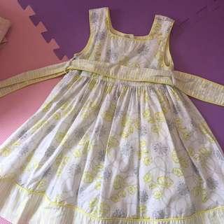 Yellow Sundress | 4T
