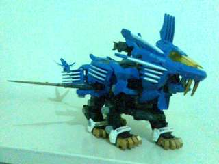 Zoids Blade Liger (Limited Edition Collection)