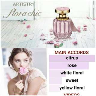 Artistry - Flora Chic (Limited Ed.) 🌹🌹🌹