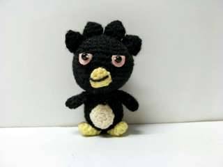 Crochet BADBADTZ-MARU 酷企鹅