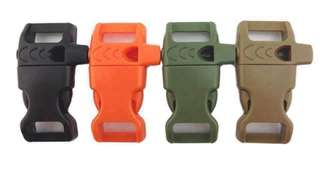 1/2 inch Whistle Buckle