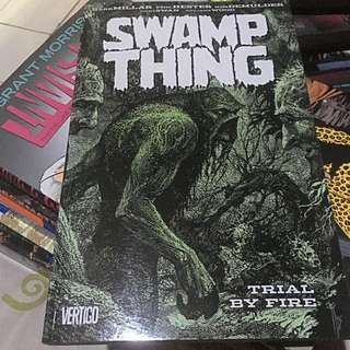 Swamp Thing : Trial by Fire