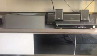 TEAC 5.1 home Theatre System