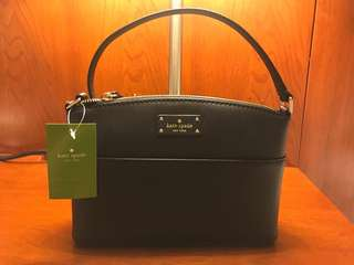 Kate Spade (Black Millie bag)