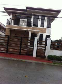 House and lot for sale at Greenheights Paranaque