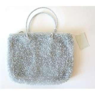 全新正貸 Anteprima 銀色 Wirebag 銀色袋 購自專門店 連原裝塵袋