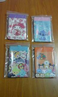 Cutie EZ Link Card Holders