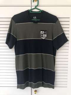 Armani exchange authentic shirt  size XS