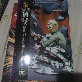 Teen Titan Earth One Volume 2