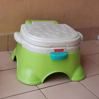 FISHER PRICE baby stool