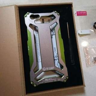 R-Just Gundam Aluminium Armor Case