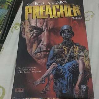 Preacher: Book Four