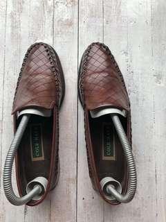 Cole Haan Dark Brown Loafers AA
