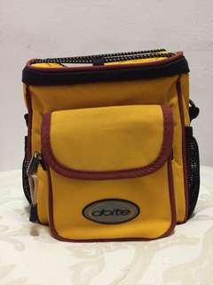 Bag for scooter/bicycle