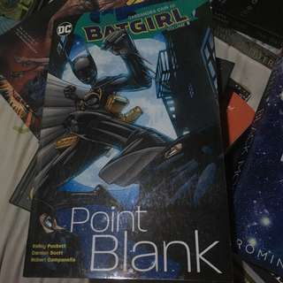 Batgirl : Point Blank