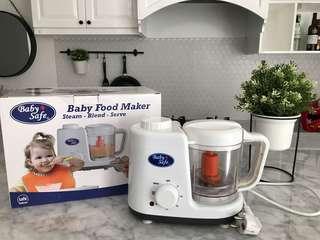 Babysafe baby food maker