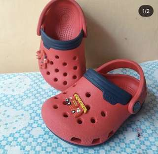 Preloved Crocs for Baby or Toddler