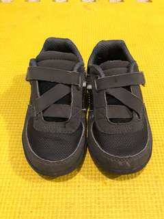 Payless Black and Gray Sneakers Size 7