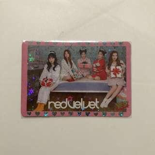 Red Velvet Yes! Card 第36期 閃卡