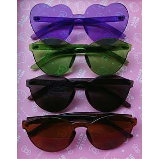 Sunglasses Jelly Geely
