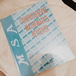 Comprehensive Math Reviewer