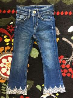 H&M Boot Cut Jeans
