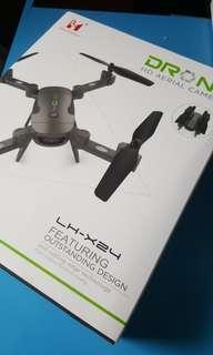 全新可摺式高清航拍機