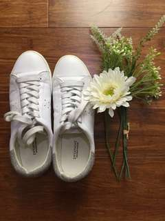 White Promod Sneakers