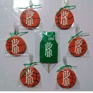 Kyrie Irving Sugar Cookies...