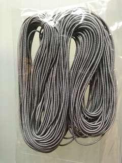 BN Grey Elastic String