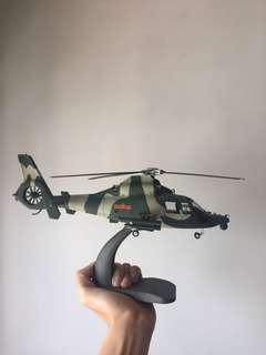中國戰鬥直升機