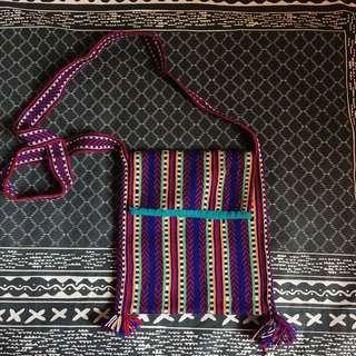 Hippy bohemian handbag