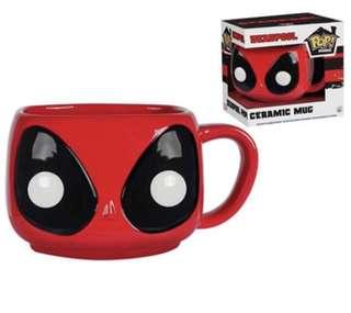 Deadpool Ceramic Mug