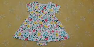Dress Carters Flower / Jumper Carters