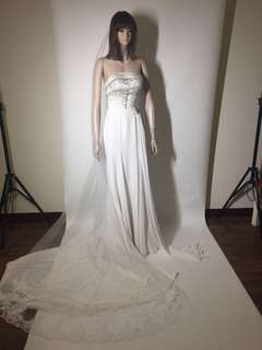 台灣設計師手工婚紗 只有一件