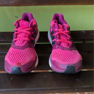 Adidas Boost Techfit Hot Pink 7.5