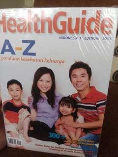 HEALTHGUIDE A-Z PANDUAN KESEHATAN KELUARGA