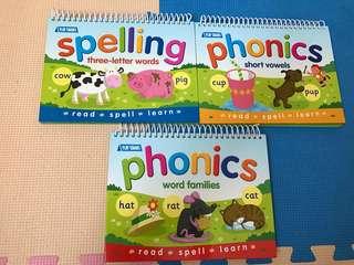 兒童英語學習書