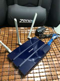 TP-LINK router   (TL-WR1043ND)