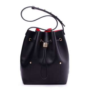 🆕 Sometimes Niko Niko Mini Bucket Bag