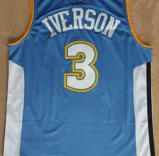 Iverson jersey small size