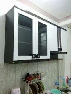 Kitchen set gantung 4p
