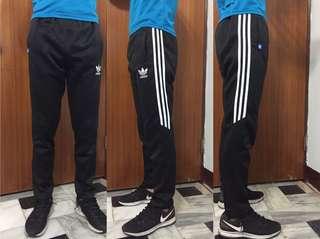 🚚 全新 Nike 愛迪達 運動休閒褲 長褲 窄版🏃