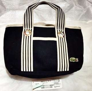 original/authentic pre loved Lacoste bag
