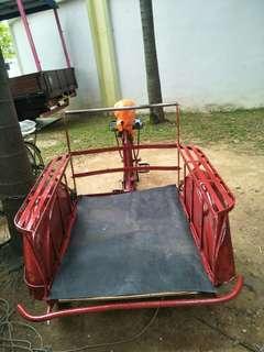 Red Trishaw