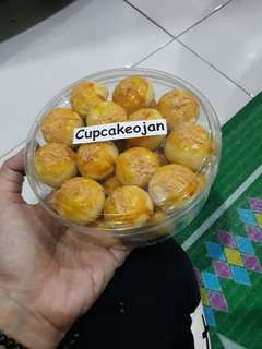 Kue nastar keju by cupcakeojan