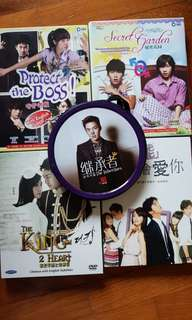 Korean drama DVDs